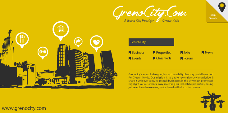 Grenocity.com: Netcogs Initiative In Setting Up Directory Portal For Greater Noida